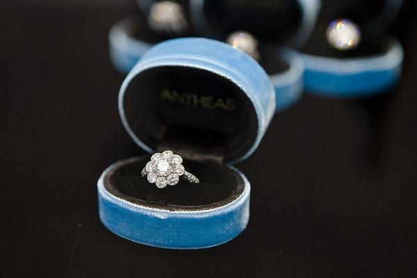 Antheas blue ring