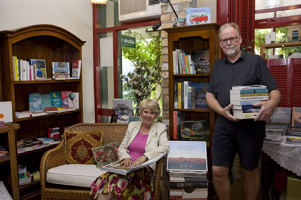 Poppies books remuera tony and tara
