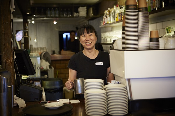 Remuera local barista