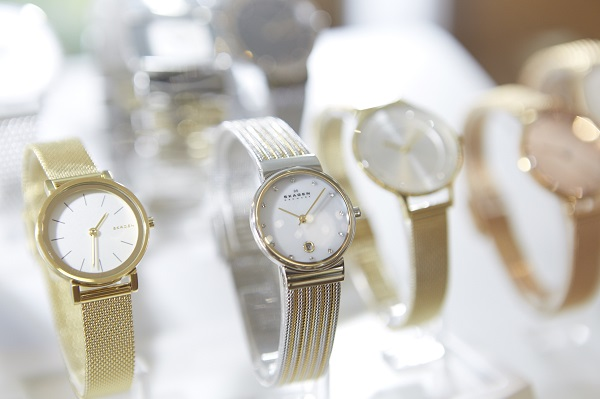 Sanders Jewellers gold watches