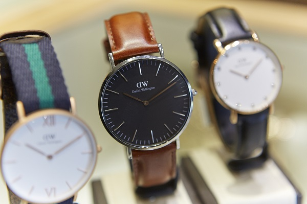 Sanders Jewellers mens watches