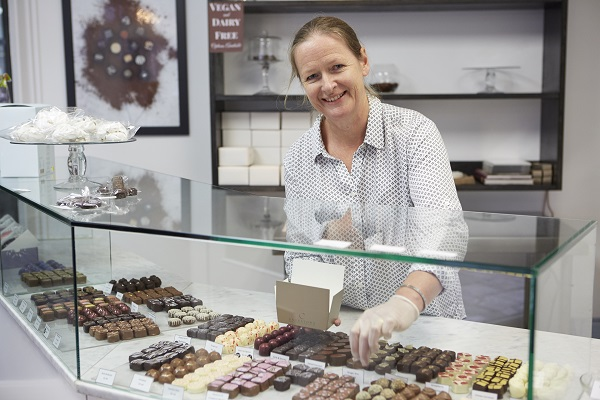 colestown chocolates sally meikle
