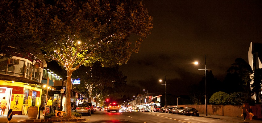 remuera at night 2013