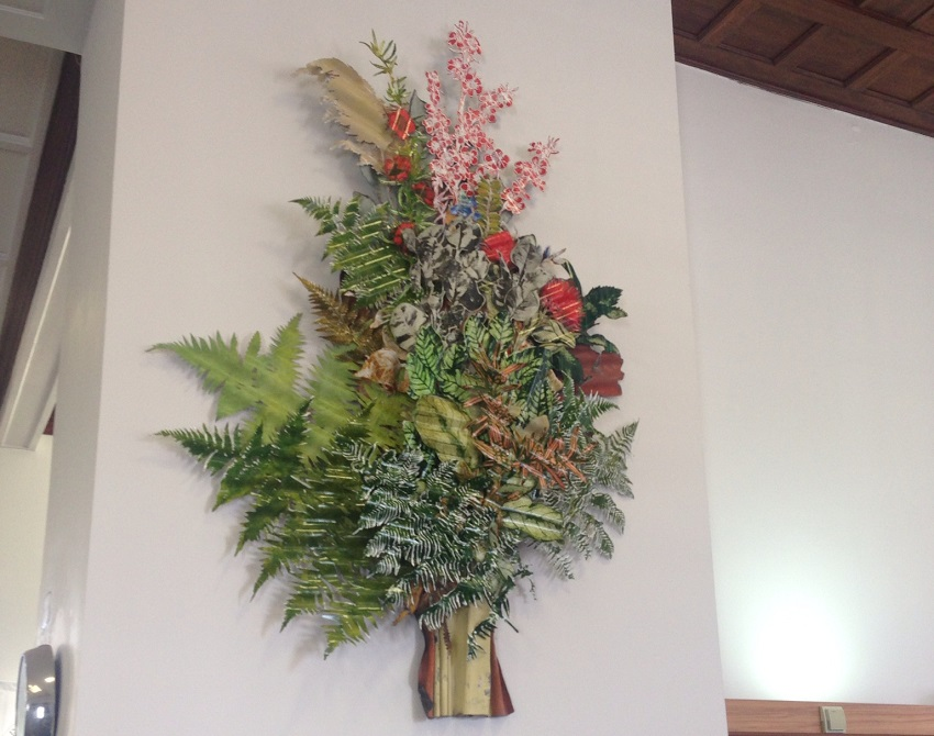 jeff thomson bouquet remuera library