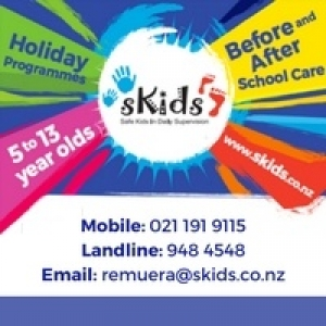sKids out of school childcare